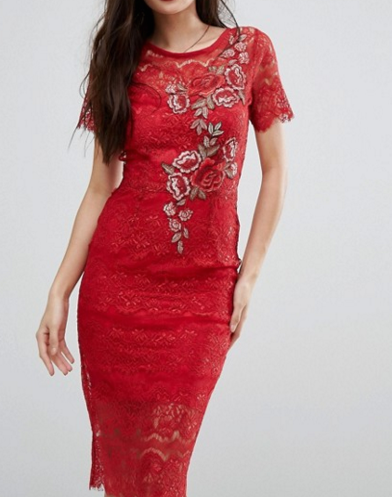Top 10 RED DRESSES FOR Valentine's Day – Shoptini