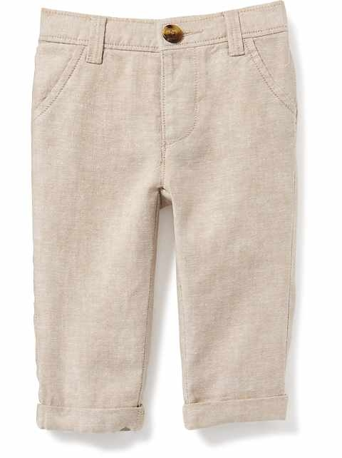 Old Navy Baby Linen Pant