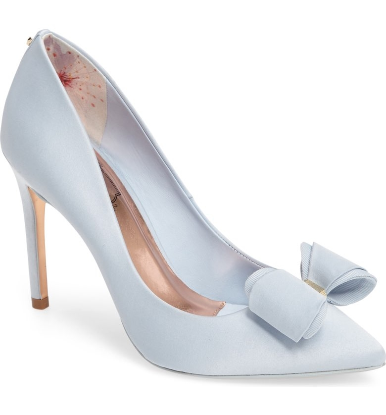Ted Baker Bow Heel