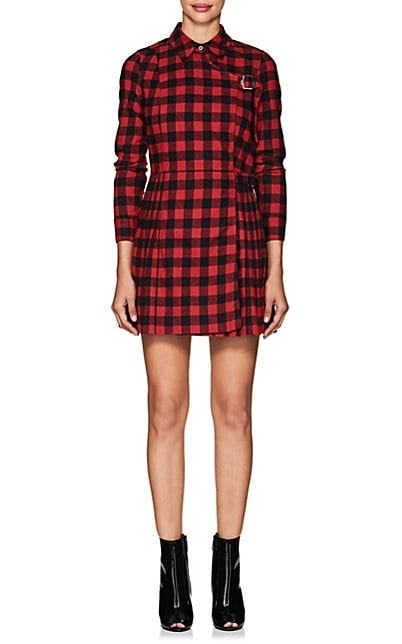 Barney Plaid Dress