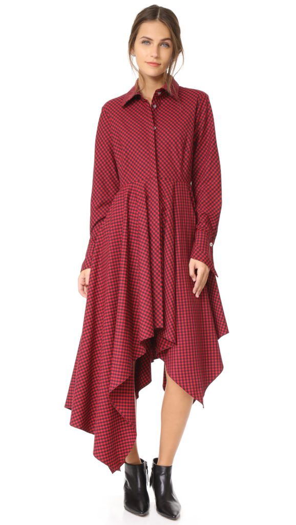 ptsyn plaid dress 1